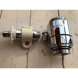 パナソニック(Panasonic)の分岐栓 CB-STKA6 と 食器洗い乾燥機DW-SX2600(食器洗い機/乾燥機)