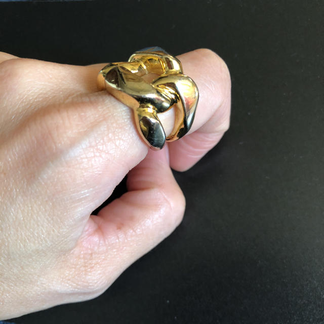 Michael Kors(マイケルコース)のMichael kors リング サイズ9(11〜12号くらい) レディースのアクセサリー(リング(指輪))の商品写真