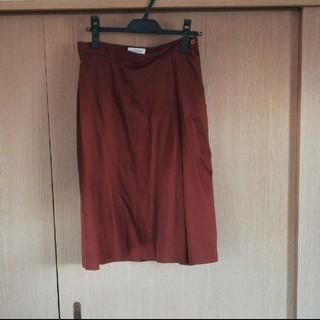ハッカ(HAKKA)のHAKKA*スカート(ひざ丈スカート)