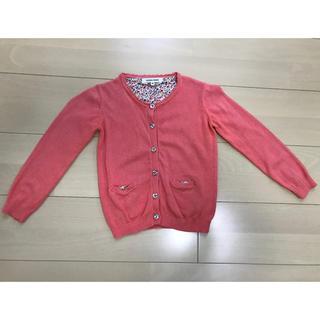 グローバル(GLOBAL)の子供服 カーディガン(カーディガン)