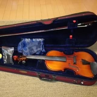 ステンター 入門用4/4バイオリンセット(ヴァイオリン)