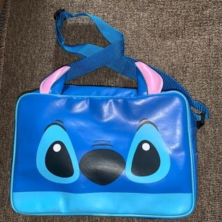ディズニー(Disney)の耳付ステッチ 通園バック 送料無料(通園バッグ)