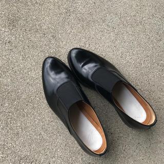 マルタンマルジェラ(Maison Martin Margiela)の美品💖Maison Martin  Margiela ローファー mm6(ローファー/革靴)