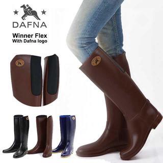 ダフナ(Dafna)のダフナレインブーツ♡(レインブーツ/長靴)