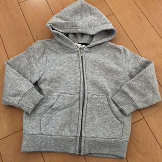 エムアンドエム(M&M)の92☆H&M 裏起毛パーカー(ジャケット/上着)