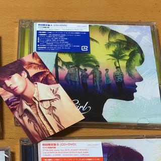 エフティーアイランド(FTISLAND)のprettyGirl 初回限定盤A(K-POP/アジア)