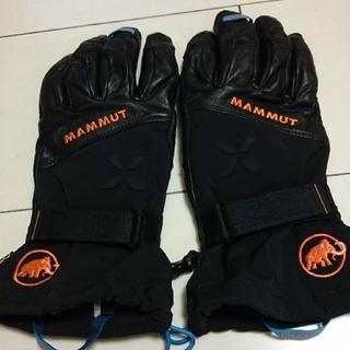 マムート(Mammut)のマムート GORE-TEX手袋(ウエア/装備)