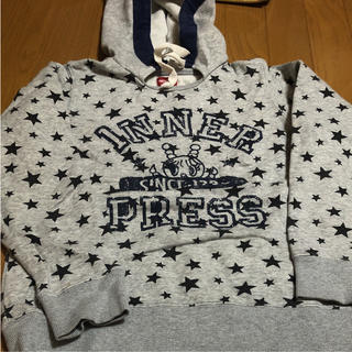 インナープレス(INNER PRESS)のインナープレス パーカー(その他)