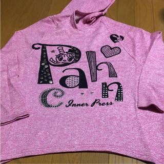 インナープレス(INNER PRESS)のインナープレス パーカー(Tシャツ/カットソー)