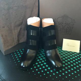 サルトル(SARTORE)のサルトル ショートブーツ 37 美品(ブーツ)