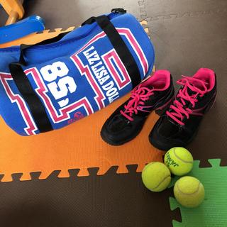 テニスシューズセット(テニス)