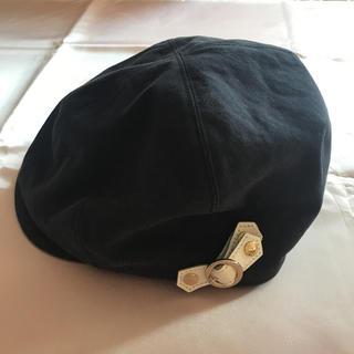 バーバリーブルーレーベル(BURBERRY BLUE LABEL)の♡バーバリーブルーレーベル  ハンチング 57㎝(ハンチング/ベレー帽)