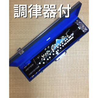大正琴 古賀政男/調律器(定価9,500円)付き 専用ケース有り(大正琴)