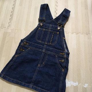 ブリーズ(BREEZE)のBREEZE☆ジャンパースカート 100(スカート)