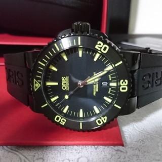 オリス(ORIS)のオリス   アクイス  未使用(腕時計(アナログ))