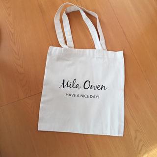 ミラオーウェン(Mila Owen)のMila Owen エコバッグ(エコバッグ)