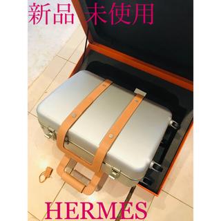 エルメス(Hermes)の新品 未使用 エルメス 限定 キャリーケース オリオン 極レア(スーツケース/キャリーバッグ)