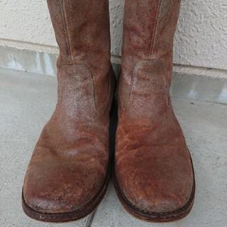 カルペディエム(C DIEM)のカルペディエム バックジップブーツ(ブーツ)