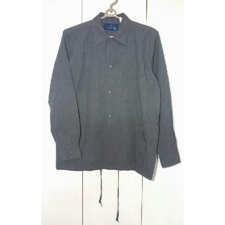 トランスコンチネンツ(TRANS CONTINENTS)のトランスコンチネンツ シャツジャケット(シャツ)