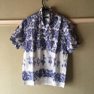 シナコバ(SINACOVA)のSINA COVAアロハ風シャツ中古美品(シャツ)