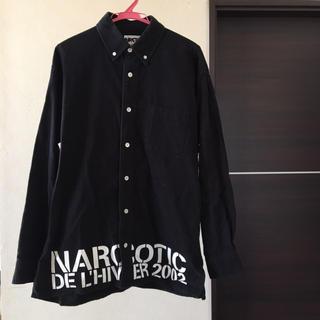 ナーコティック(NARCOTIC)のナーコティック  長袖シャツ(Tシャツ/カットソー(七分/長袖))