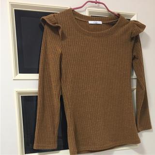 カラー(Color)のcolor 綿ニット(ニット/セーター)