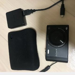 ソニー(SONY)のDSC-WX350-B(コンパクトデジタルカメラ)