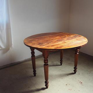 ✴︎はちみつ様専用✴︎france antique -バタフライテーブル-(ダイニングテーブル)