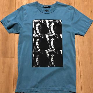 ジィヒステリックトリプルエックス(Thee Hysteric XXX)のヒステリックグラマー XXX ストーンズコラボTシャツ(Tシャツ/カットソー(半袖/袖なし))