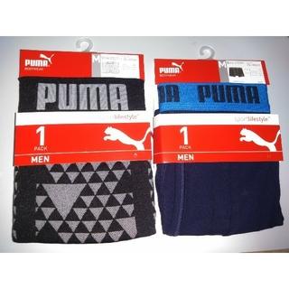 プーマ(PUMA)の新品★PUMA ボクサーパンツ 4枚 Mサイズ(ボクサーパンツ)