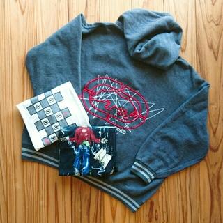 エコー(ECHO)のECKO パーカー Tシャツ セット ストリート メンズ カジュアル(パーカー)