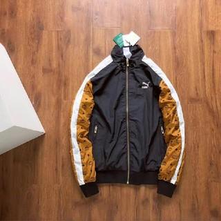 高品質PUMA x MCMスーツジャケットカジュアルパンツ上下セット大人気未使用(その他)