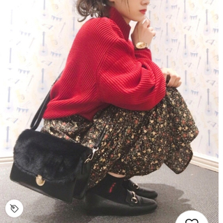 シマムラ(しまむら)のロングスカート LLサイズ(ロングスカート)