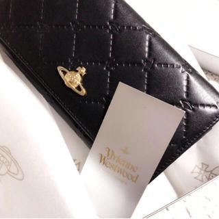 ヴィヴィアンウエストウッド(Vivienne Westwood)の美品 Vivienne Westwood 長財布(財布)