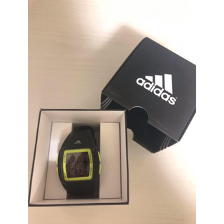 アディダス(adidas)のadidas時計、年末年始限定値下げ(腕時計(デジタル))