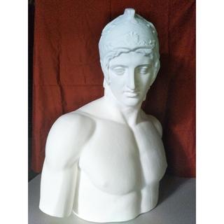 石膏像 ボルゲーゼのマルス(彫刻/オブジェ)