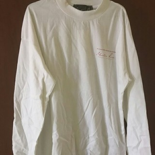 ナパピリ(NAPAPIJRI)のmartine rose ホワイト 長袖Tシャツ(Tシャツ/カットソー(七分/長袖))