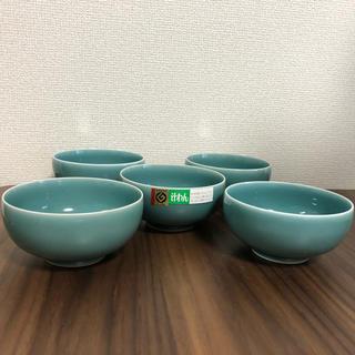 ハクサントウキ(白山陶器)の【値下げ中】波佐見焼 白山陶器 汁碗5個セット(食器)