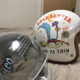 トイズマッコイ(TOYS McCOY)のトイズマッコイ復刻 ベビーブコ ヘルメット(ヘルメット/シールド)