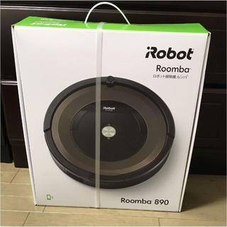 アイロボット(iRobot)の新品未開封  ロボット掃除機ルンバ Roomba890(掃除機)