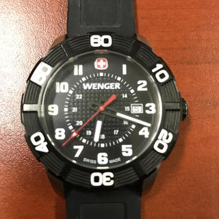 ウェンガー(Wenger)の✨ウェンガー・WENGER・腕時計✨USED品(腕時計(アナログ))