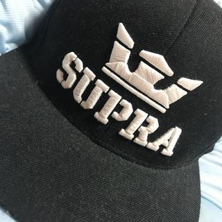 スープラ(SUPRA)のSUPRA  定番CAP(キャップ)