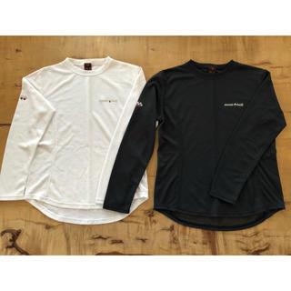モンベル(mont bell)のmont-bell 長袖Tシャツ(Tシャツ(長袖/七分))