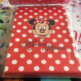 ミニーマウス(ミニーマウス)のTDR 封筒セット ミニーマウス(ノート/メモ帳/ふせん)