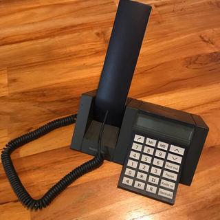 ジョージジェンセン(Georg Jensen)のBang & Olufsen レア!デンマーク製 電話機 ネイビー(その他 )
