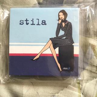 スティラ(stila)のスティラ ANA CA リップグレイズコンパクト 全日空  レア(ノベルティグッズ)