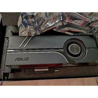エイスース(ASUS)のASUS TURBO-GTX1080TI-11G 早いもの勝ち(PCパーツ)