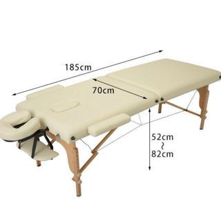 新品!整体折りたたみベッド(簡易ベッド/折りたたみベッド)