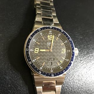 オリス(ORIS)のORISオリス ウィリアムズ デイデイト 自動巻腕時計(腕時計(アナログ))