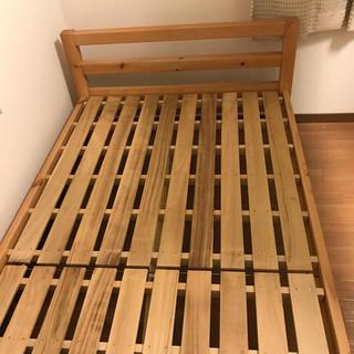 ムジルシリョウヒン(MUJI (無印良品))の無印良品 すのこベッド(すのこベッド)